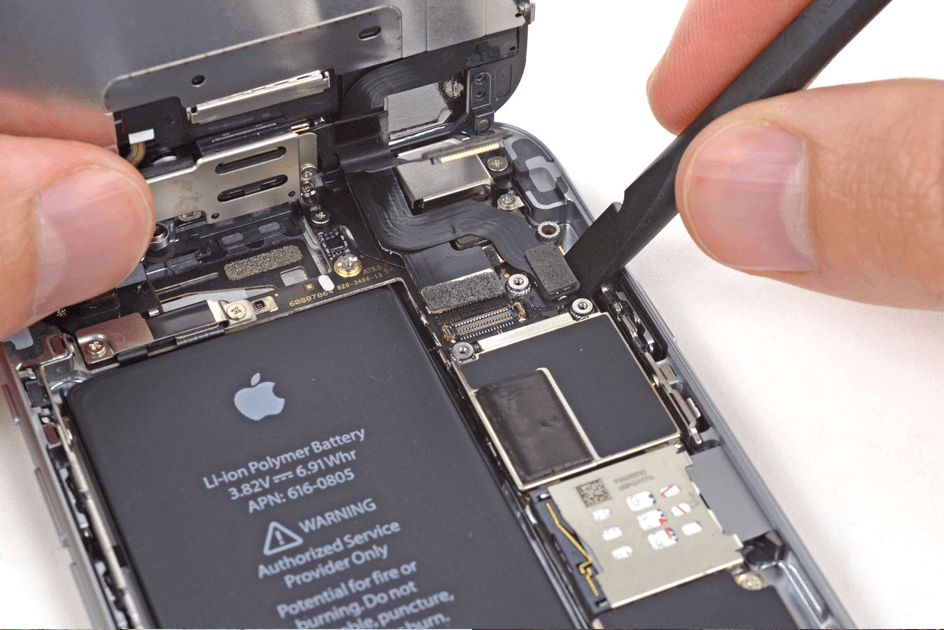 iPhone修理をもっと便利に